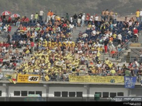 Rossi Fan Club descends on Valencia