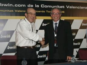 A Valencia, Vito Ippolito nuovo presidente della FIM