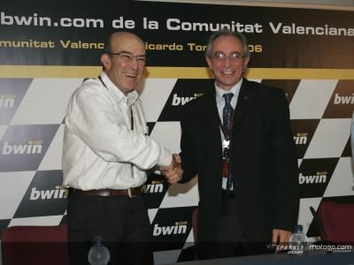 Ippolito presented as new FIM President