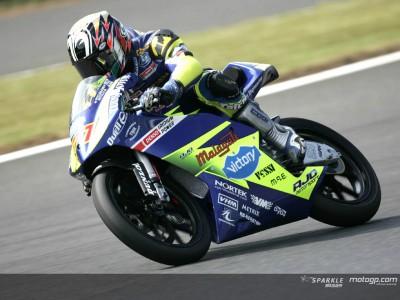 Malaguti se retire de la scène des Grands Prix