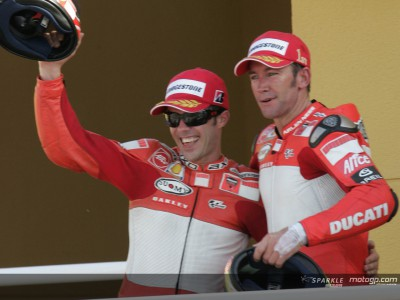 Ducati team comment on dream weekend