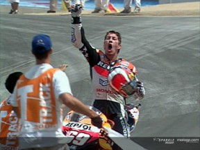 All about Nicky Hayden,  2006 MotoGP World Champion