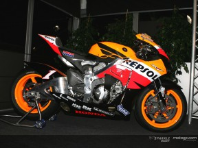 Repsol Honda apresenta protótipo de 800cc