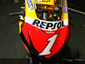 Pedrosa comments on RC212V