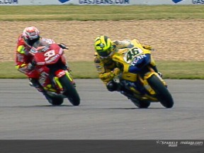 When Rossi lost his crown