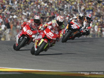 MotoGP's exciting finale brings record TV audiences
