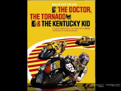 `The Doctor, the Tornado and the Kentucky Kid´ en DVD