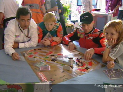 MotoGP licensed board game goes on sale