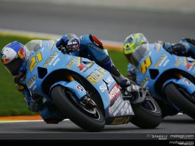 Suzuki espera con expectación  el próximo test con las 800cc