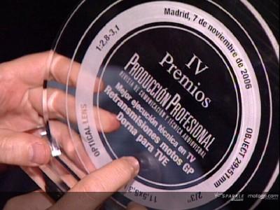 MotoGP television coverage recieves prize in Spain
