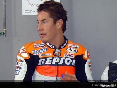 Hayden manquera les essais de Jerez