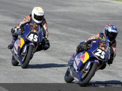 A Jerez la Red Bull MotoGP Academy due volte sul podio del CEV