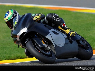 Barros paré pour ses débuts sur 800cc