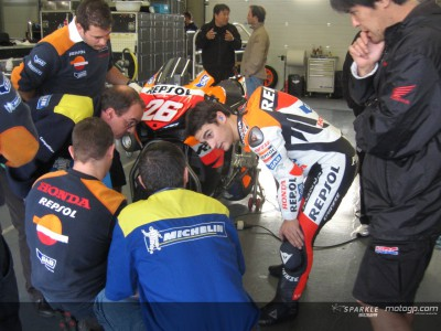 Pedrosa back on track with Repsol Honda