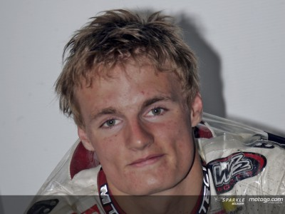 Davies hopeful of MotoGP chance
