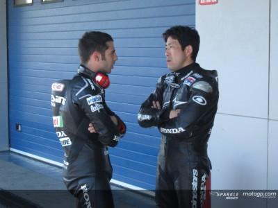 A Jerez torna il sole per il secondo giorno di test