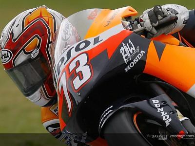 Los pilotos Honda de 250cc progresan en Jerez