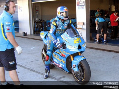 Última jornada de test en Jerez