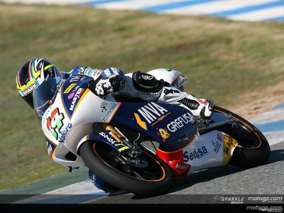 Aspar Team maintain the control - Jerez Test Final Day