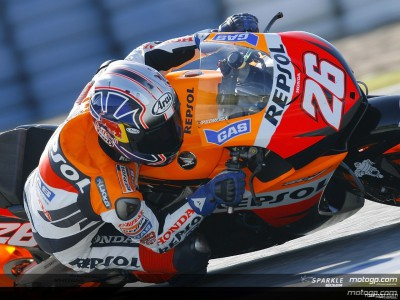 Pedrosa closes Jerez tests setting the fastest lap time