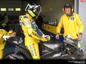 Rossi: `A very productive test´