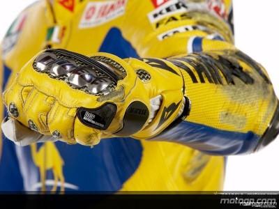 El equipamiento de Rossi, a subasta por una causa benéfica