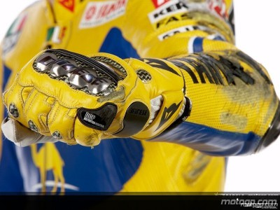 Rossi auctions Valencia leathers for Gaslini Children's Hospital