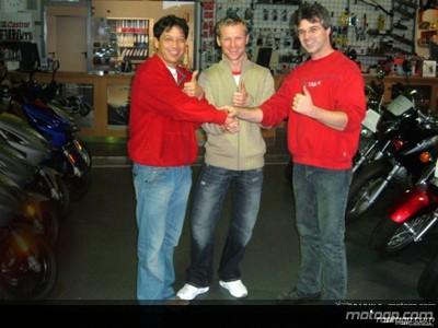 Heidolf unterzeichnet Vertrag mit Kiefer BOS für 2007
