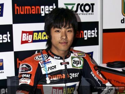 高橋裕紀、ハイスピード回復で日本に帰国