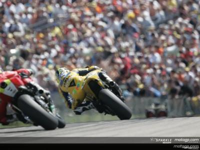 Gli italiani preferiscono il MotoGP al campionato di calcio