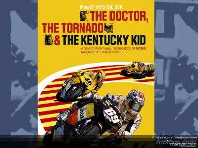 El MotoGP, presente en el certamen Cine Deporte 2006