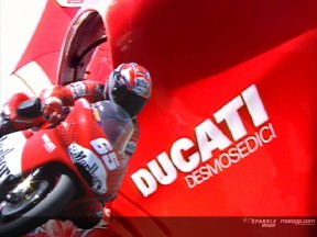 Ducati in der MotoGP Klasse