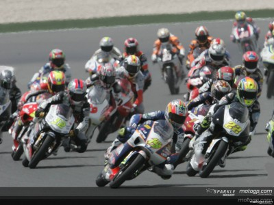 125cc 2007 - Provisional Entry List