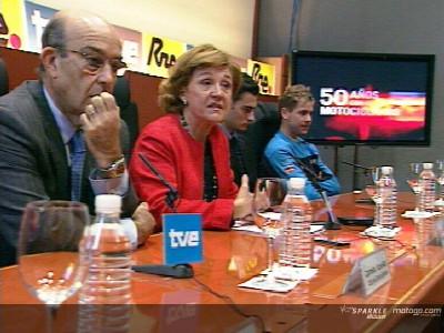 RTVE e Dorna firmano il rinnovo della collaborazione