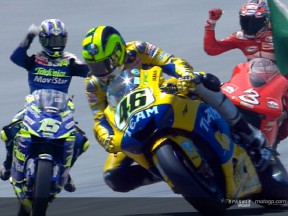 Rossi's toughest rivals