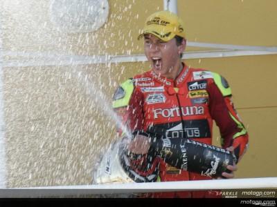 Favourites 250cc: Jorge Lorenzo