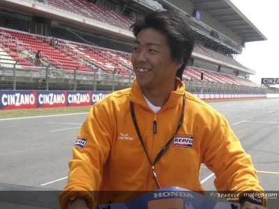 Shuhei Aoyama, al via la seconda stagione in 250