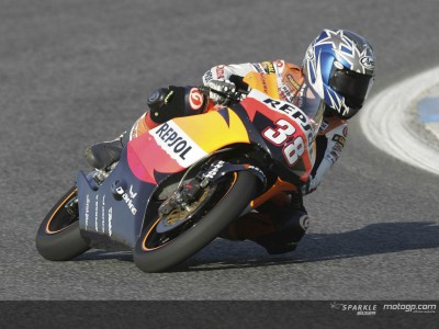 Dark Horses In 125cc: Bradley Smith