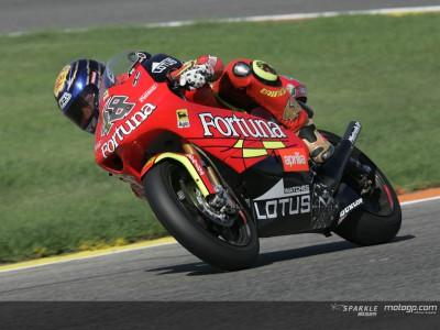 Jerez recebe primeiro teste de 2007 das 250cc e 125cc