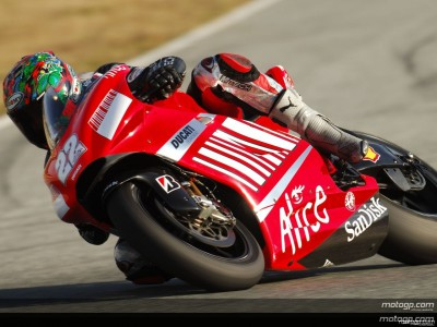 Cardoso makes brief MotoGP return
