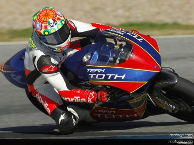 Barbera heads increased field at Jerez