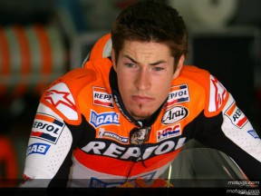 Hayden and Pedrosa hungry for more