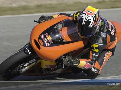 Tomoyoshi Koyama, la scommessa KTM in 125