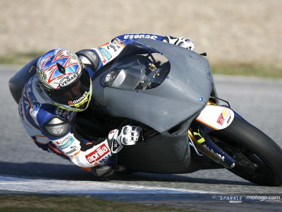More testing for lower cylinder categories at Valencia