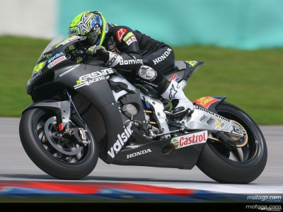 Gresini Honda riders comment on new adventure