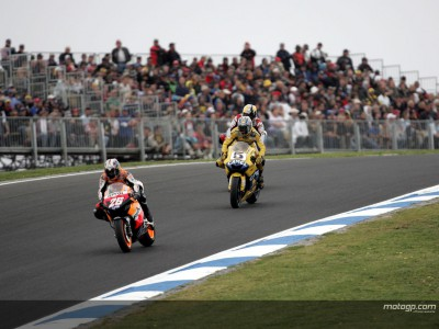 Phillip Island Footage At motogp.com
