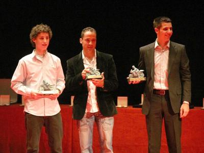 La Federación Española premia a los campeones del CEV Buckler