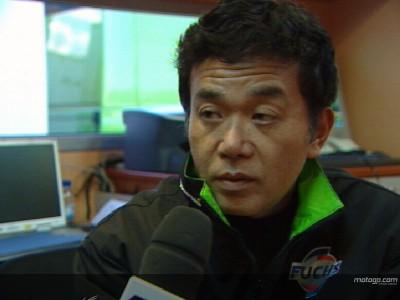 Ichiro Yoda: `La meta de Kawasaki debe ser el podio´