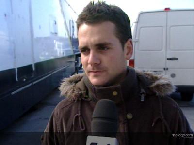 Arturo Tizón recala en el equipo Aprilia Germany