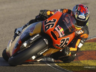 The Dark Horses Of 250cc: Mika Kallio